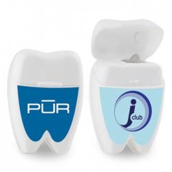 Printed Tooth Shaped Dental Floss
