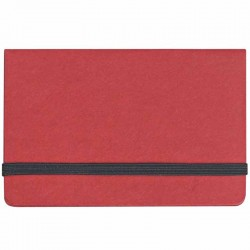 Sticky Notes and Flags In Business Card Case