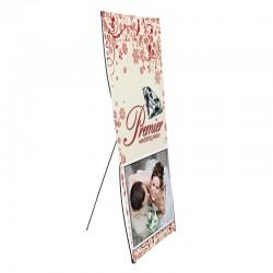Tri-X Display Banner