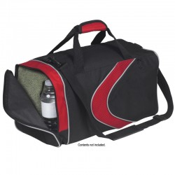 Monogrammed Sports Duffel Bag