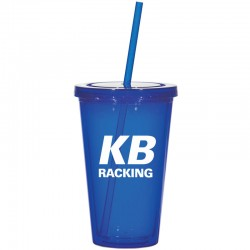16 oz. Double Wall Tumblers