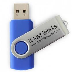 2GB Swivel USB Drive
