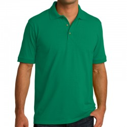 Port & Company 5.5-Ounce Jersey Knit Polo