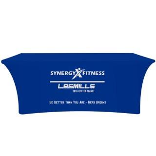 6' Stretch Spandex Tablecloth