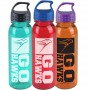 Personalized 24 oz Poly-Pure Bottle with Crest Lid - Group