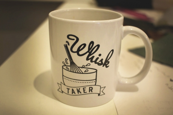 Whisk Taker | 11 oz Custom Mugs